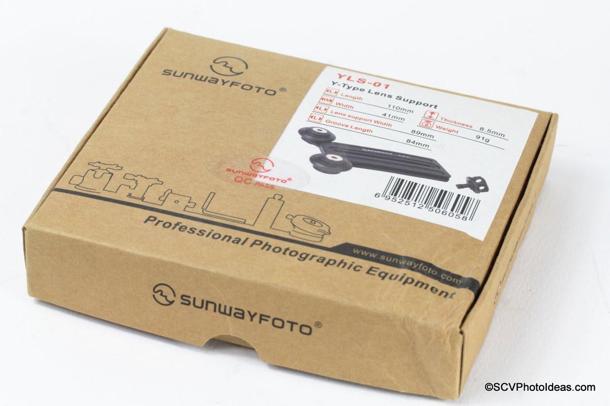 Sunwayfoto YLS-01 Y-Type LS box
