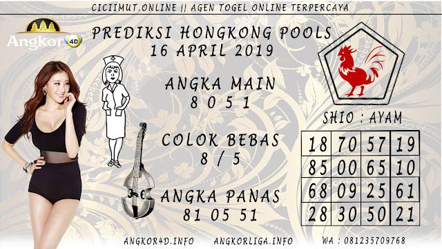 Prediksi Angka Jitu HONGKONG POOLS 16 APRIL 2019