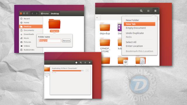 Nautilus Ubuntu 16.10