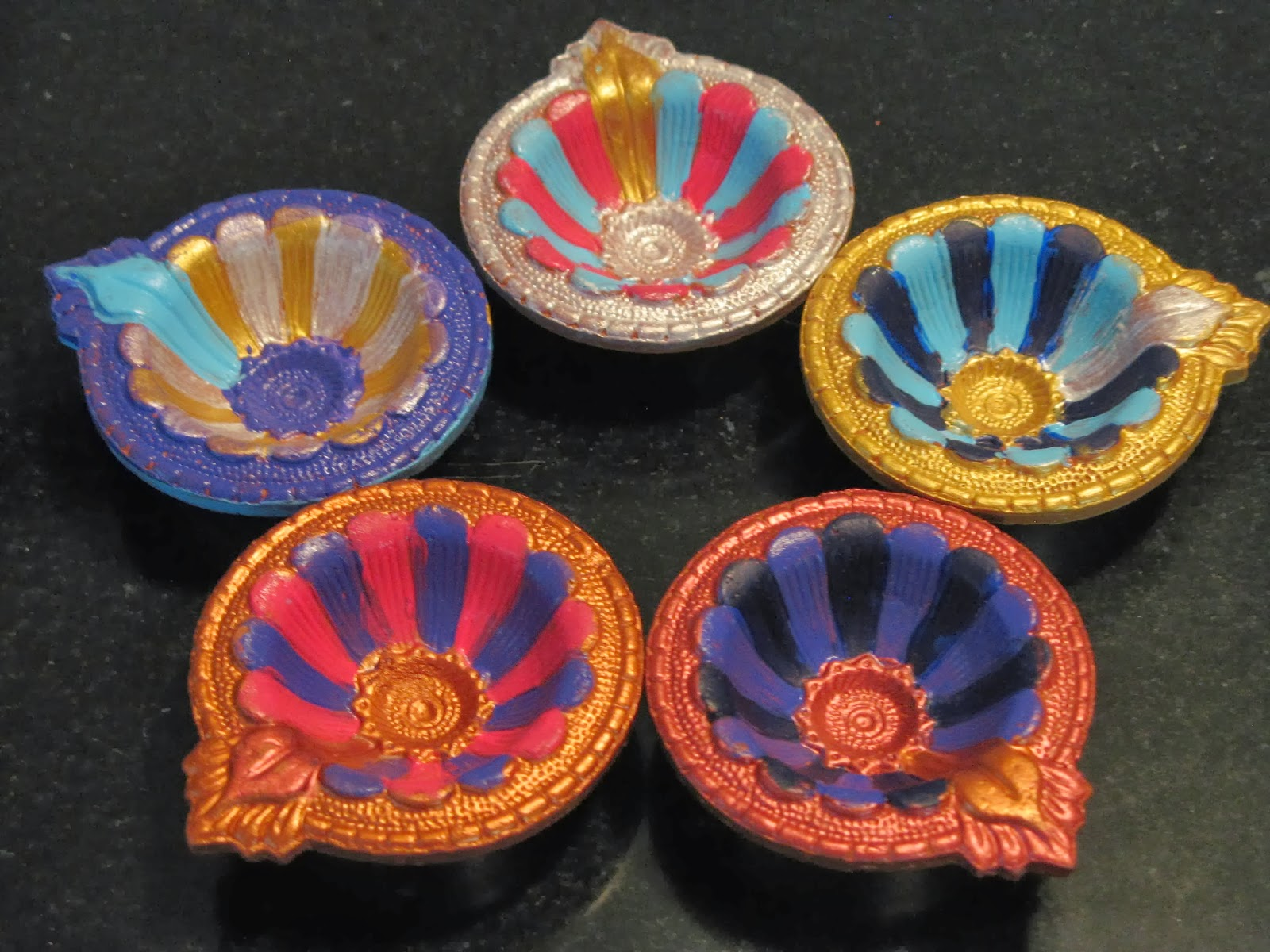 Earthen Lamp Diwali Earthen Lamp Decoration Excellent Diyas With Earthen Lamp