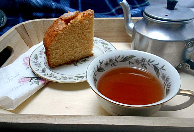bolo de arroz