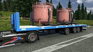 Semi Sola y Brusa trailer