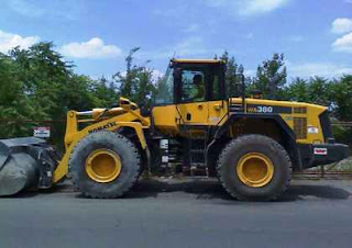 Ryan McCourt McCourt Construction - Front Loaders
