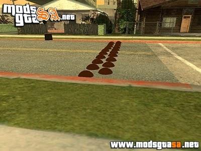SA - Mod Tartarugas em Toda San Andreas