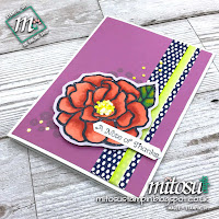 Stampin' Up! Beautiful Day Rubber Stamps Order from Mitosu Crafts UK Online Shop