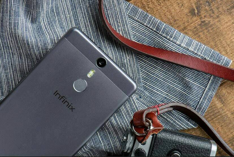 Infinix Hot S Announced, Boast A Full Metal Body, Fingerprint Scanner, And Good Price!