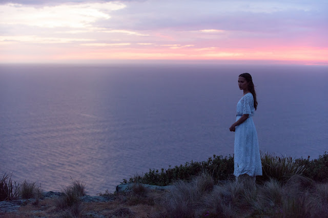 The Light Between Oceans Alicia Vikander as Isabel Graysmark