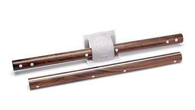 La Reine (straight) wood handlebars