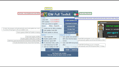 Idm Full Toolkit