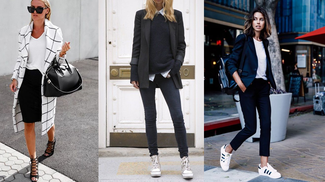 What to wear to the office? Casual chic outfit inspiration!