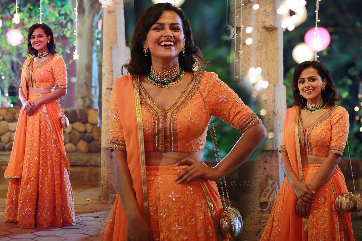 Actress Shraddha Srinath Latest Stills