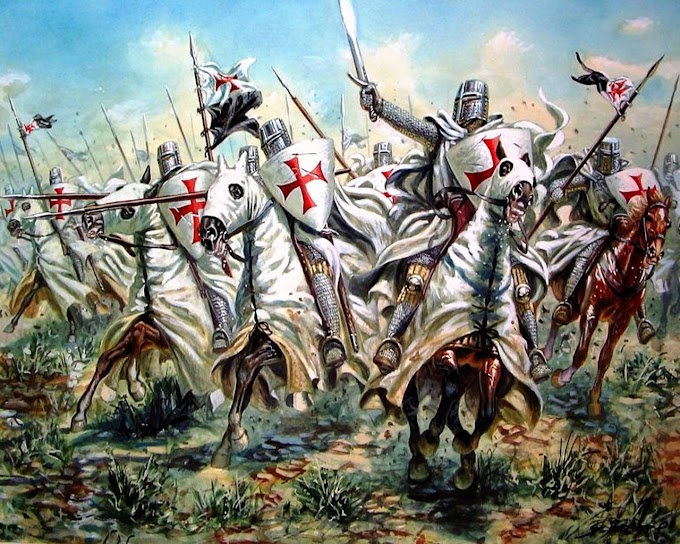26 Fakta Unik Perang Salib yang Tidak Banyak Diketahui orang