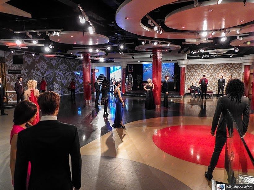 Festa vip cheia de estrelas no Madame Tussauds: Como visitar o museu de cera de Londres