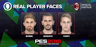 Data Pack 3.0 PES 2018 (DLC 3.0)