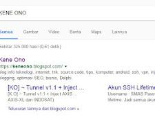 Tips Agar Artikel Blog Cepat Terindex di Google