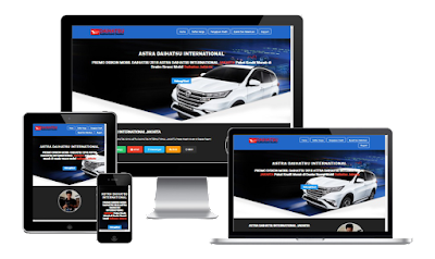 Template Blogspot Landing Page Free And Premium Responsive
