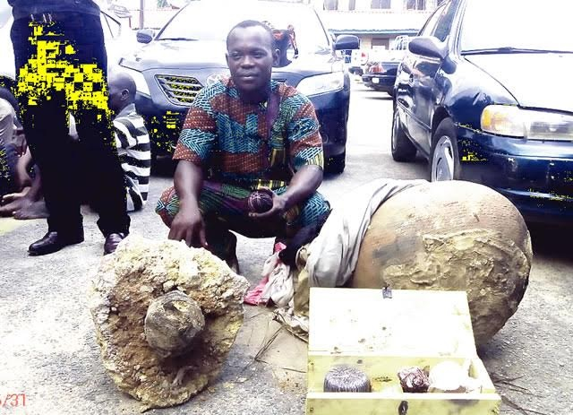 I gave Lagos banker fake special soap to get rich, defrauded him of N2.5m – Herbalist