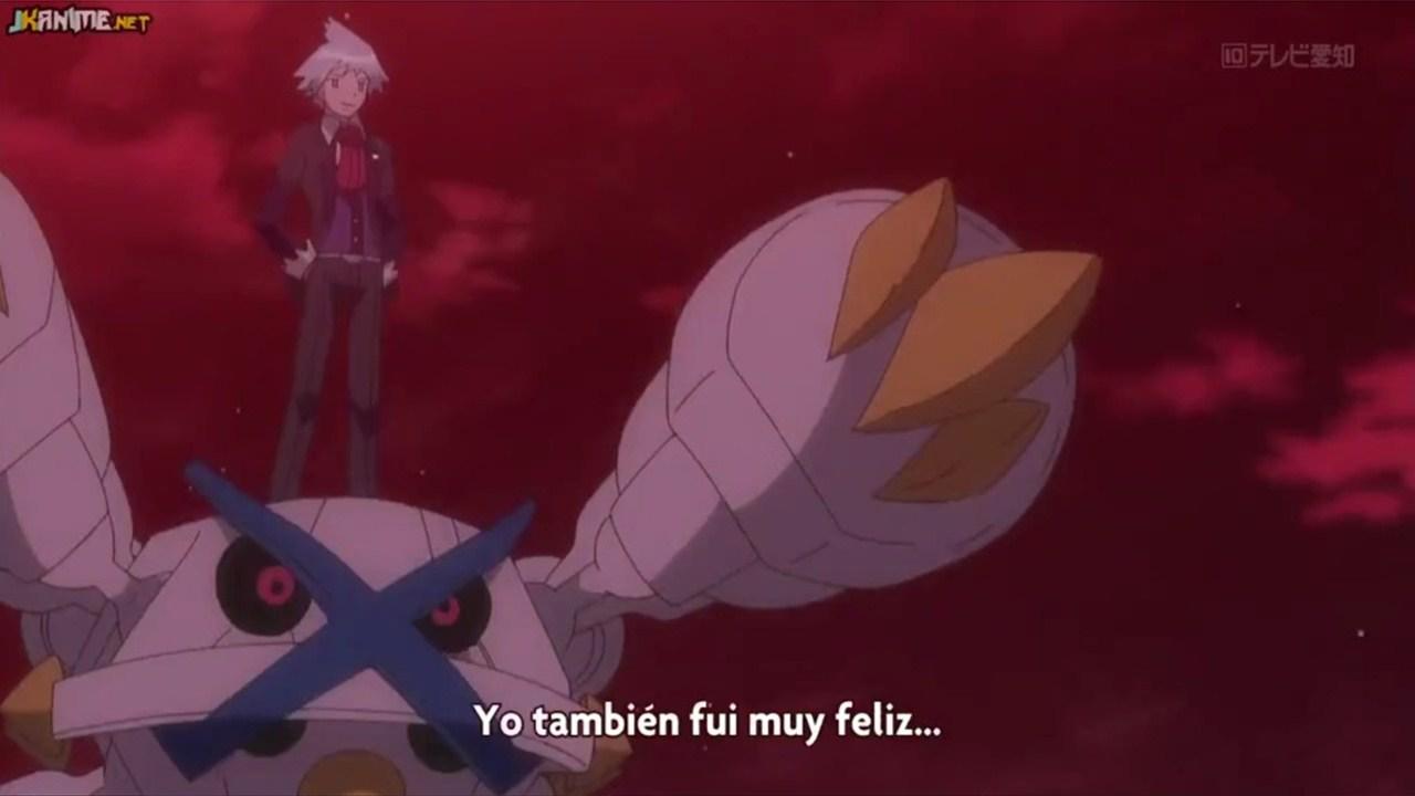 Pokemon XYZ Cap 41 Sub Español