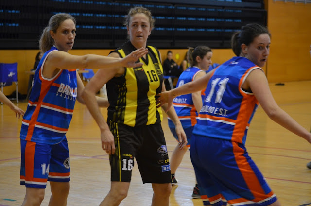 Baloncesto | Paúles pone fin a su racha negativa en una jornada con derrotas de Dosa y Barakaldo