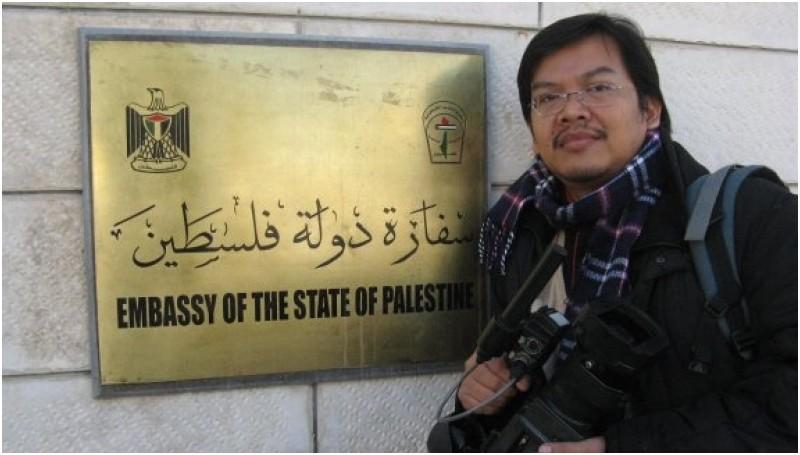 Wartawan senior Hanibal Wijayanta