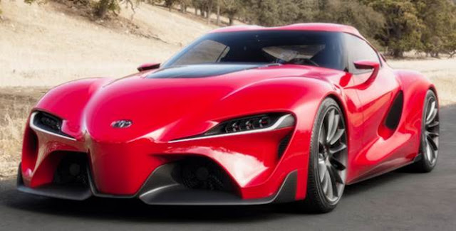 2018 Toyota Supra Redesign and Release Date