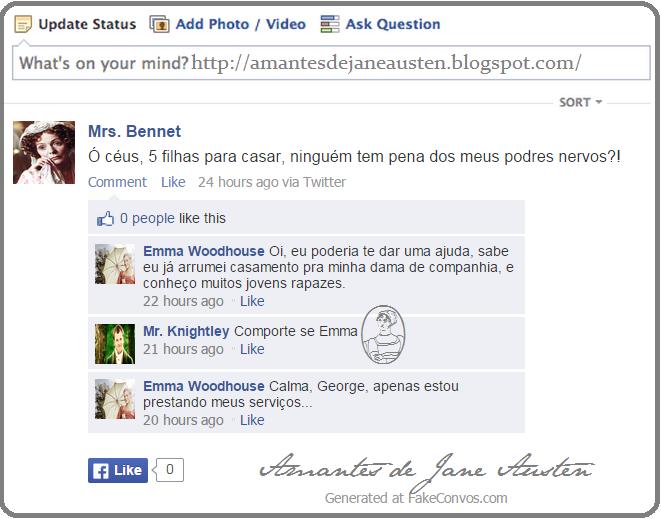 Emma casamenteira, emma woodhouse, emma bicentenário, jane austen