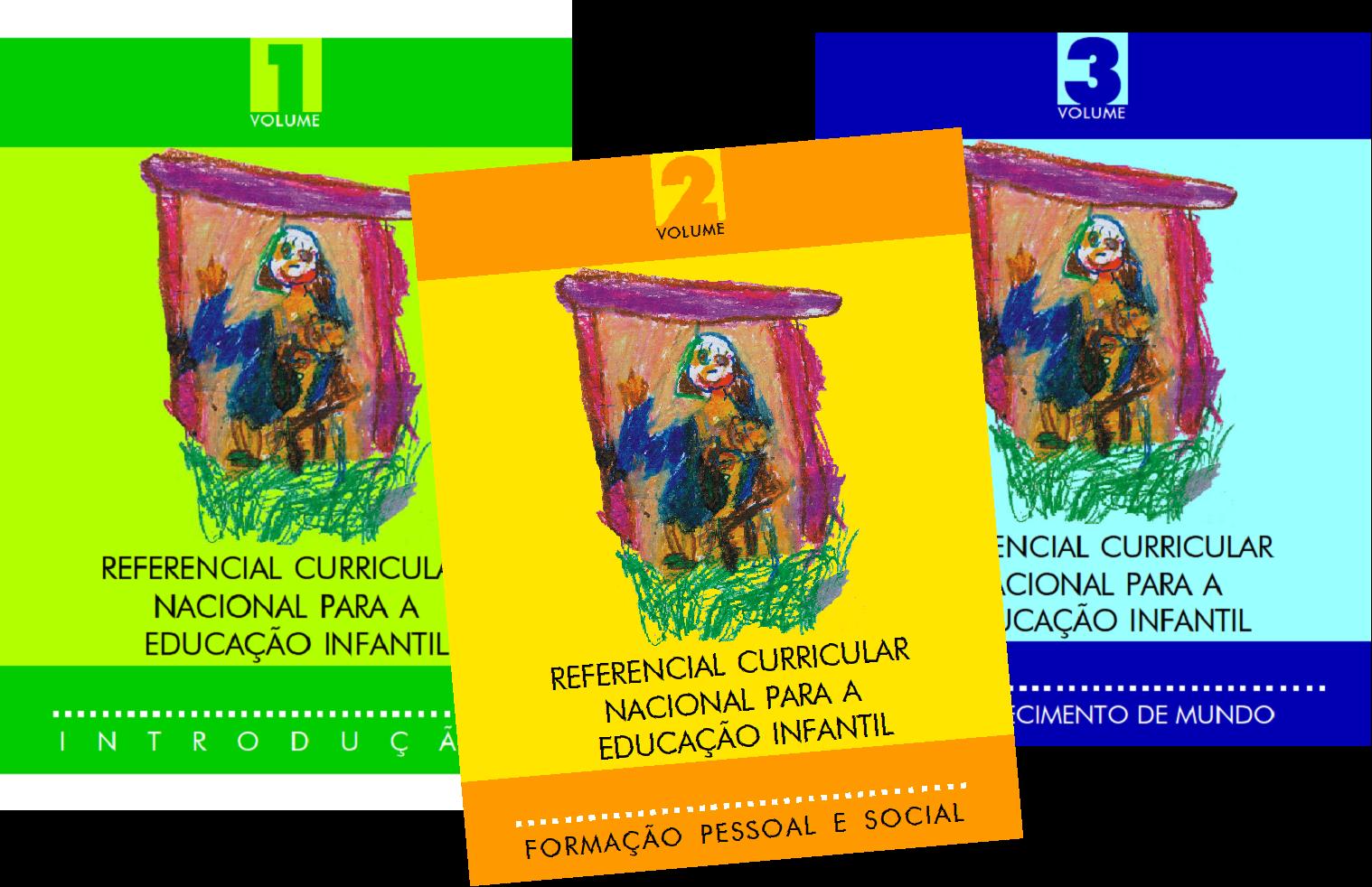 referencial curricular da educao infantil volume 3
