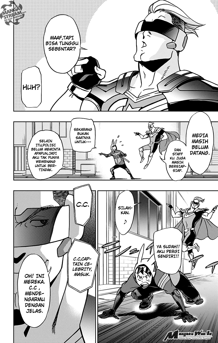 Boku no Hero Academia Illegals Chapter 14-13