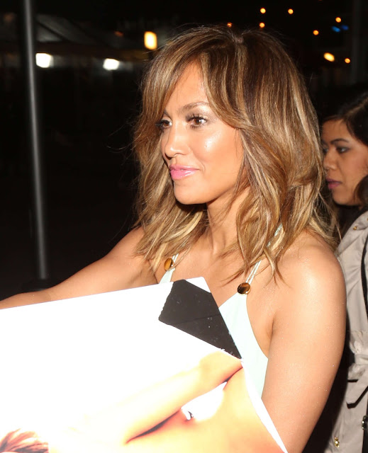 Jennifer Lopez – Arriving at a movie premiere in Hollywood