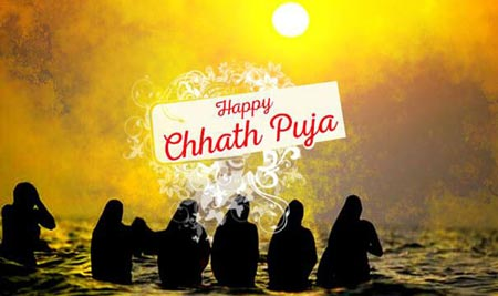 Happy  Chhath Puja 2018 Wishes in Nepali