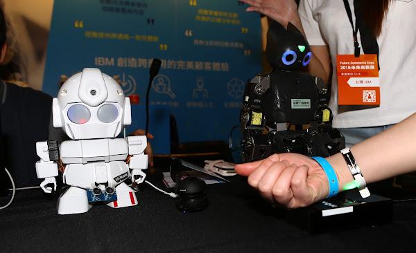 IBM 機器人