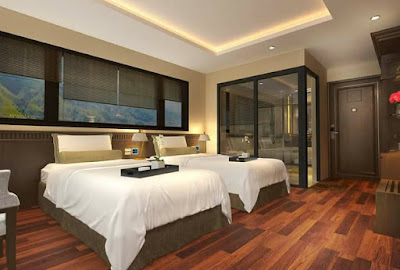 Sapa Relax hotel-phòng