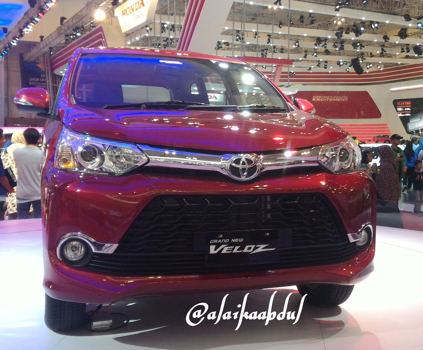 Grand New Veloz Warna Merah Head Unit 2018 Daya Magis The Avanza Dan My Virtual Corner