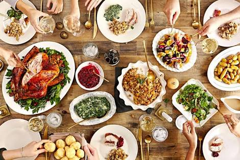 Thanksgiving day dinner party Ideas