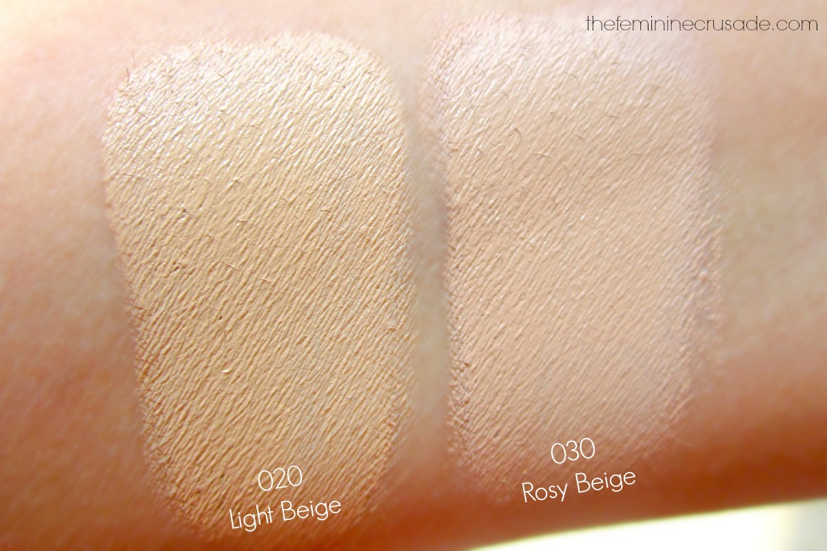 Catrice Camouflage Concealer  - swatches