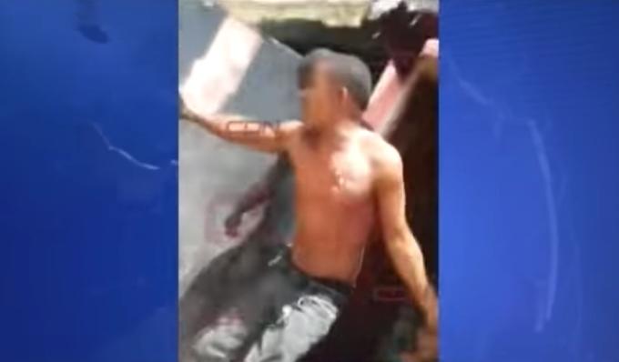 Video: La discusión por un parqueo que terminó en tragedia en La Toronja