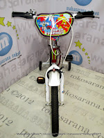 Sepeda Anak United DC Superfriends Sky 18 Inci