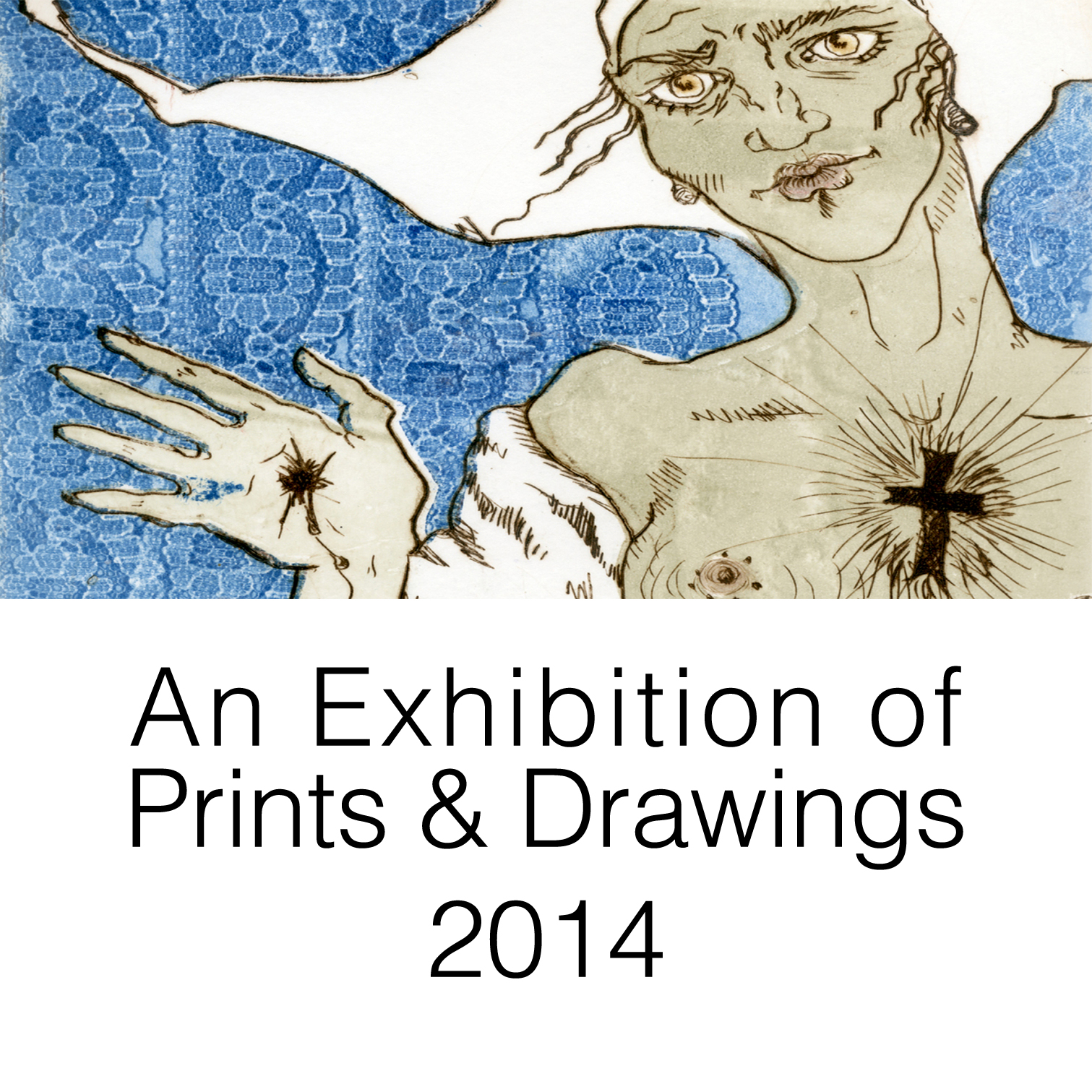 Exhibition of Prints And Drawings Berriblue JTB