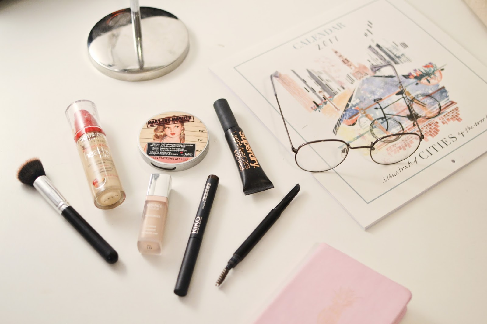 6 favourite makeup products