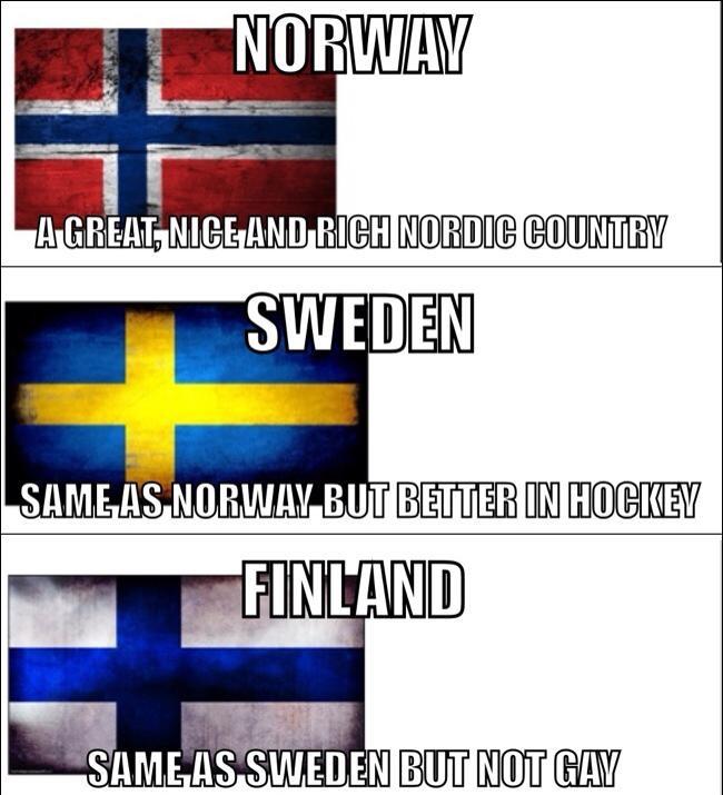 Finland Sucks
