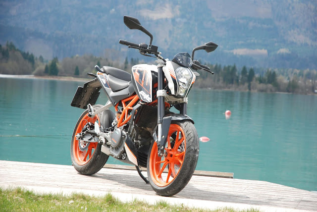 Collection Of Best KTM Duke Bike HD Wallpapers