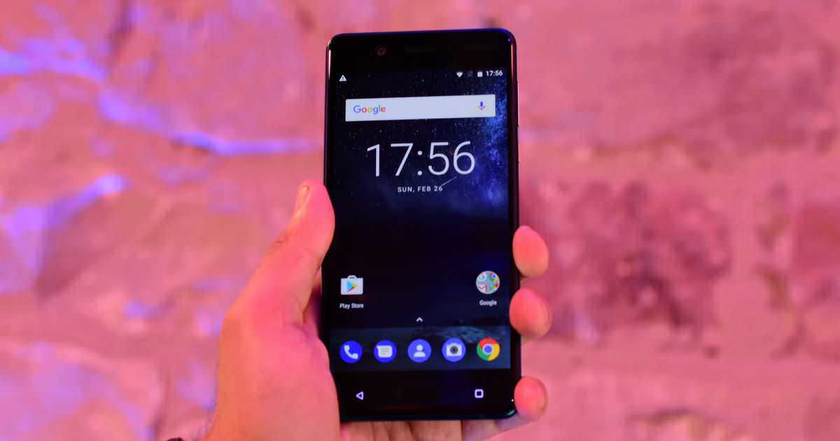 Latest New Mobile : Latest 2017 Nokia 5 / Android 7 / USD 200