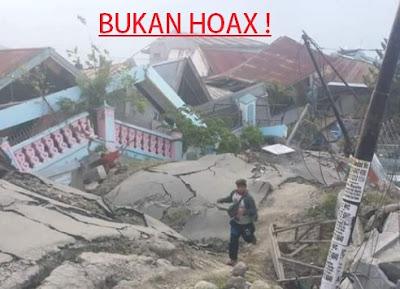 Cerita Korban Gempa Palu Yang Selamat