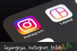 Cara Mengatasi Penyebab Instagram Tiba-tiba Berhenti [Error]