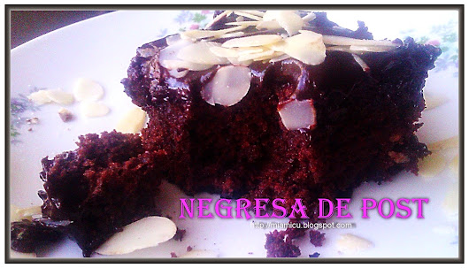Mica's Blog: Negresa de post