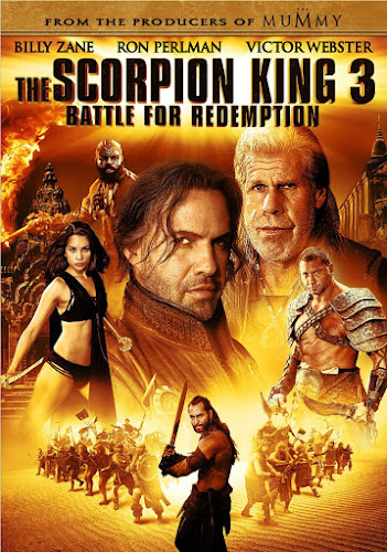 The Scorpion King 3 Battle for Redemption เดอะ สกอร์เปี้ยนคิง 3 สงครามแค้นกู้บัลลังก์เดือด