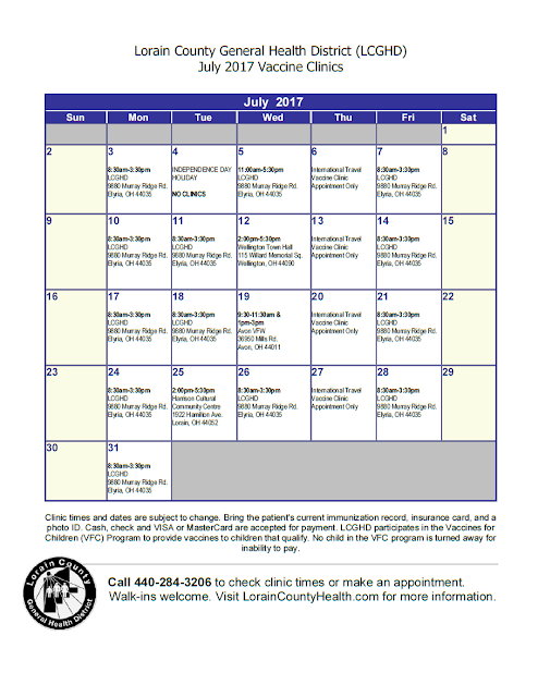 http://www.cityofelyria.org/wp-content/uploads/2017/06/July-2017-Calendar.pdf