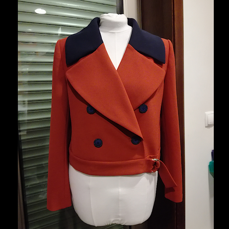 b416a206e34 EN Summary  Yesterday I completed the jacket matching the coordinates  reviewed in my last post. Keep reading the full sewing review (disable  ad-blocker and ...