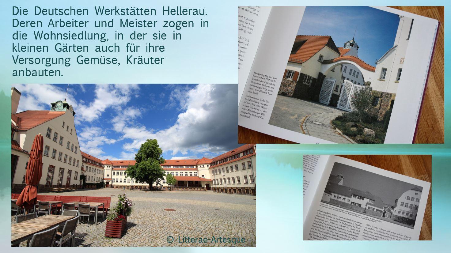 LITTERAE ARTESQUE: Golonska, C.; Elstner, F.: Hellerau