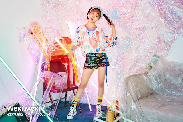 Weki Meki Foto Debut Weme Choi Yoojung